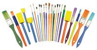 Paint Brushes, Item Number 1398628