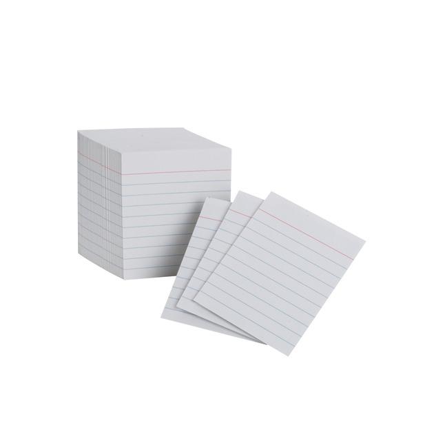 Index Card Binders, Item Number 1398684