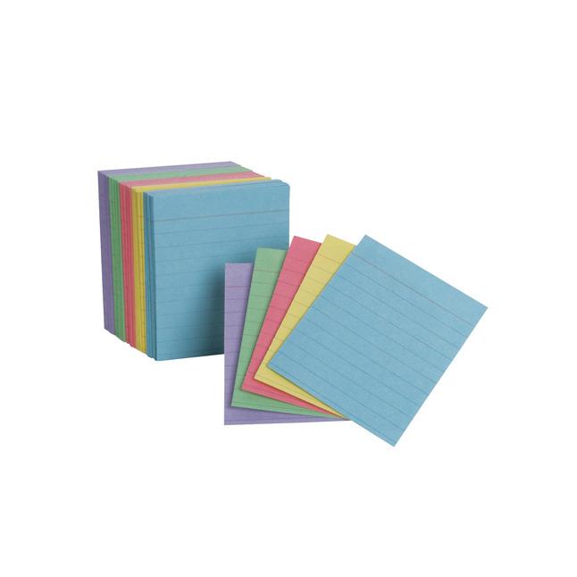 Index Card Binders, Item Number 1398685