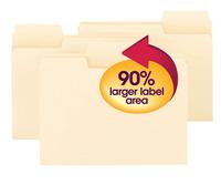 Top Tab File Folders, Item Number 1398890
