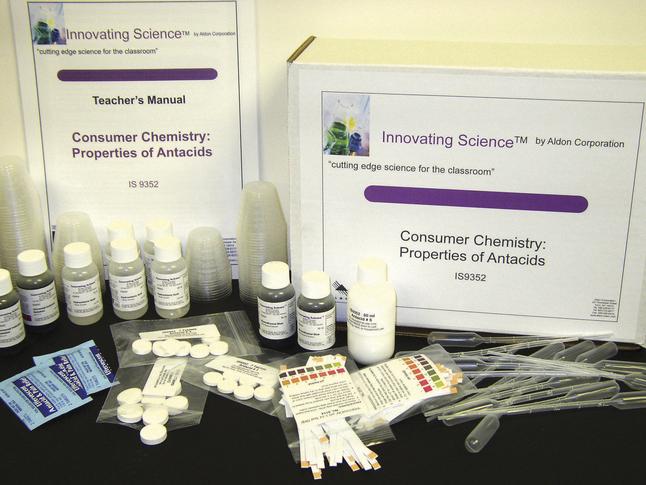Consumer Chemistry, Item Number 1399032