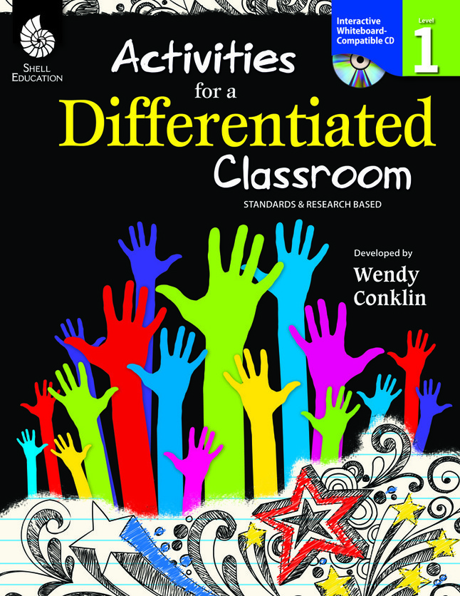 Differentiated Instruction Strategies, Differentiated Instruction Resources Supplies, Item Number 1400892