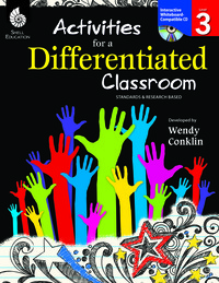 Differentiated Instruction Strategies, Differentiated Instruction Resources Supplies, Item Number 1400894