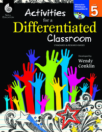 Differentiated Instruction Strategies, Differentiated Instruction Resources Supplies, Item Number 1400896