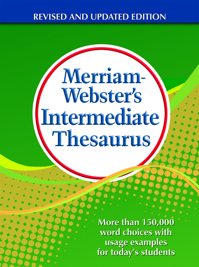 Thesaurus, Item Number 1401086