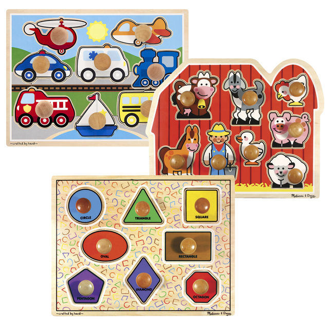 Infant Toddler Puzzles, Item Number 1401127
