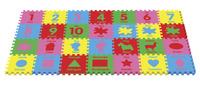 Early Childhood Floor Puzzles, Item Number 1401264