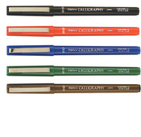 Calligraphy Pens and Calligraphy Set, Item Number 1401873