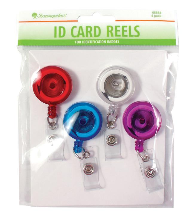 Badge Reels, Item Number 1402409