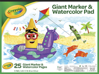 Watercolor Paper, Watercolor Pads, Item Number 1402620