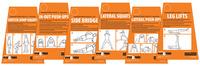 Circuit Training Equipment, Circuit Training for Kids, Circuit Training Cards, Item Number 1402878