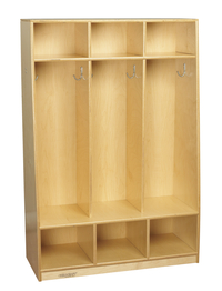 Bench Lockers, Item Number 1403214