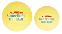 Sportime 5-1/2 in SuperSafe Bell Ball, Yellow Item Number