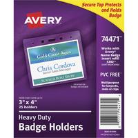 Badge Holders, Item Number 1404698