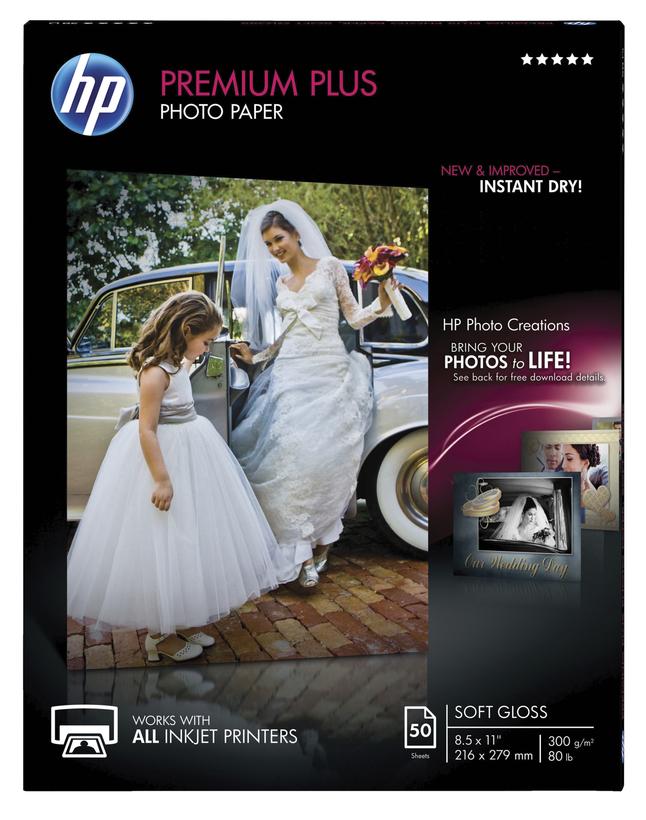Photo Printer Paper, Item Number 1405316