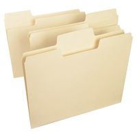 Top Tab File Folders, Item Number 2009982