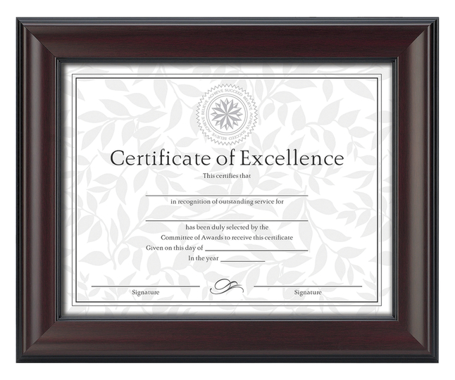 Award Certificates, Item Number 1407042