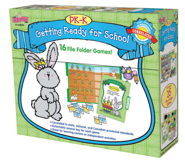 Early Childhood Memory Games, Item Number 1408886