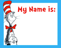 Name Tags and Name Plates, Item Number 1414853