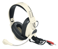 Califone 3066AV Multimedia Stereo Headset with Microphone Item Number 1543837