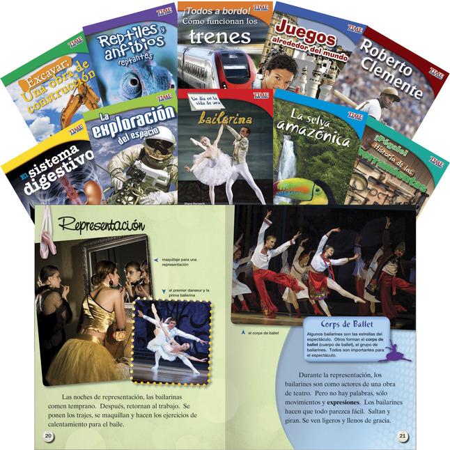 Leveled Readers, Leveled Books, Leveled Reading Books Supplies, Item Number 1426693