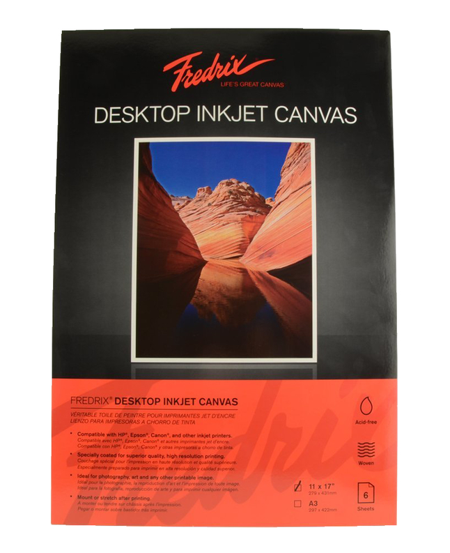 Canvas Pad, Item Number 1427581