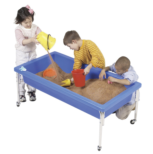 Plastic Sand Table, Plastic Sandbox, Plastic Water Table and Sand Table Supplies, Item Number 1427621