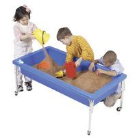 Plastic Sand Table, Plastic Sandbox, Plastic Water Table and Sand Table Supplies, Item Number 1427621