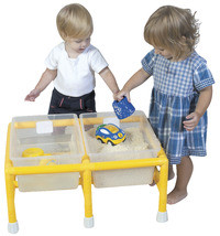 Plastic Sand Table, Plastic Sandbox, Plastic Water Table and Sand Table Supplies, Item Number 1427994