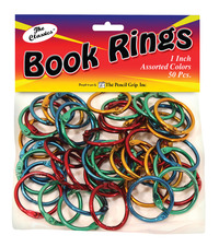 Binder Rings and Book Rings, Item Number 1428641