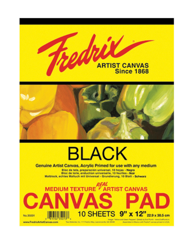 Canvas Pad, Item Number 1428719