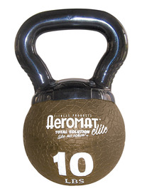 Image for Aeromat Elite Mini 10 lb Kettlebell, Copper from SSIB2BStore