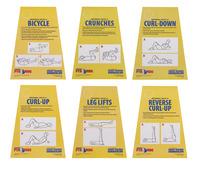 Circuit Training Equipment, Circuit Training for Kids, Circuit Training Cards, Item Number 1429478
