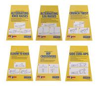 Circuit Training Equipment, Circuit Training for Kids, Circuit Training Cards, Item Number 1429479