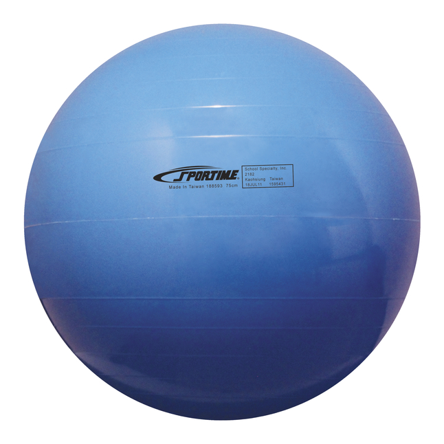 Therapy Balls, Large Inflatable Ball, Item Number 1429486