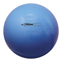 Sportime Economy Play and Exercise Ball, 17-1/2 Inches, Blue Item Number 1429486