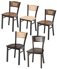 Bistro Chairs, Cafe Chairs Supplies, Item Number 1431661