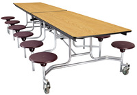 Tables With Stools, Item Number 1433617