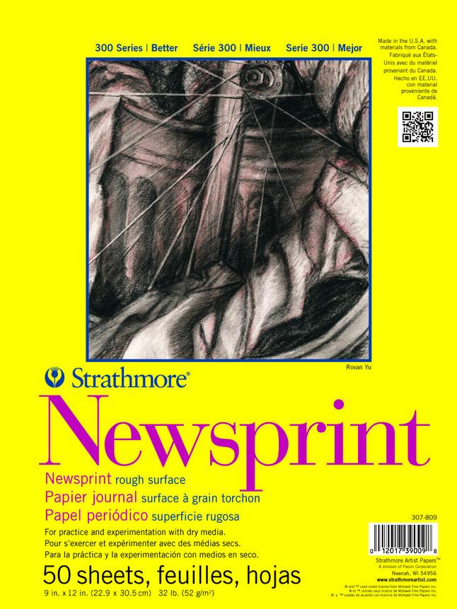 Newsprint Paper, Newsprint Pads, Item Number 1433685