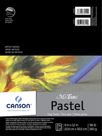 Pastel Paper, Charcoal Paper, Item Number 1435466