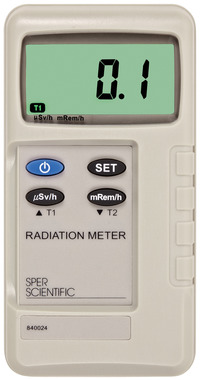 Image for Sper Scientific Radiation Meter from School Specialty
