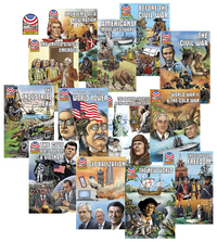 US History Books, Resources, History Books Supplies, Item Number 1527823