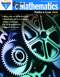 Math Books, Math Resources Supplies, Item Number 1436864
