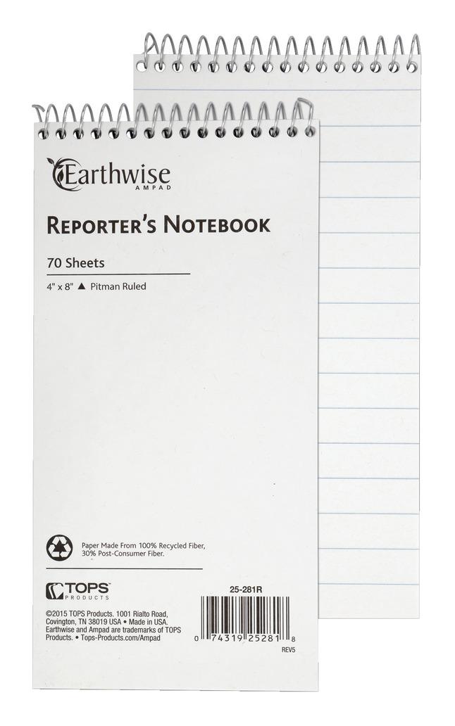 Wirebound Notebooks, Item Number 1437855
