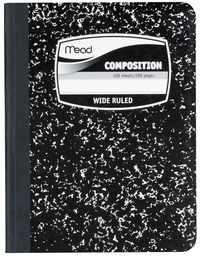 Composition Books, Composition Notebooks, Item Number 1438373