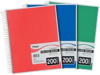 Wirebound Notebooks, Item Number 1438381