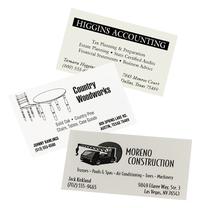 Business Cards, Item Number 1438499