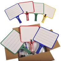 Dry Erase Response Paddles, Item Number 1438928