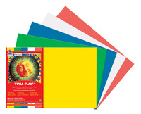 Tru-Ray Sulphite Construction Paper, 12 x 18 Inches, Primary Colors, 50 Sheets Item Number 1439764