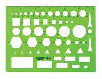 Stencils and Stencil Templates, Item Number 1440834
